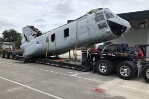 Decommissioned Fuselage