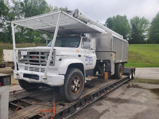 GMC C7500 Bucket Truck