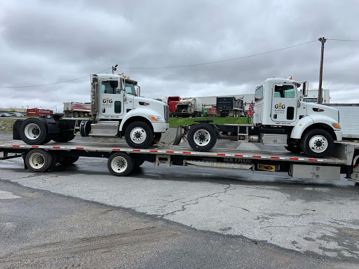 2 Peterbilt 337 Trucks