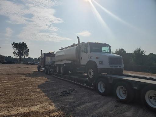 Last Minute Tanker Truck Haul