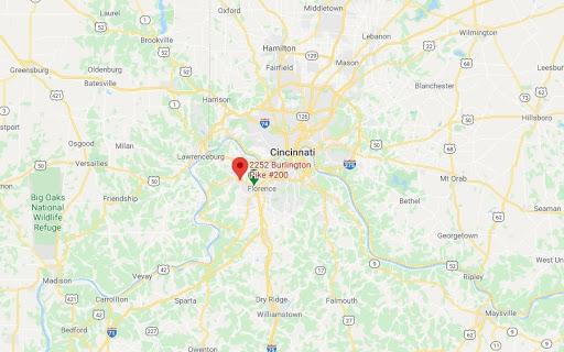 Location Near Cincinnati