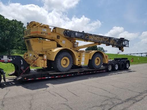 GROVE RT745 Crane Truck
