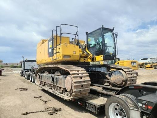 Caterpillar Excavator Transport