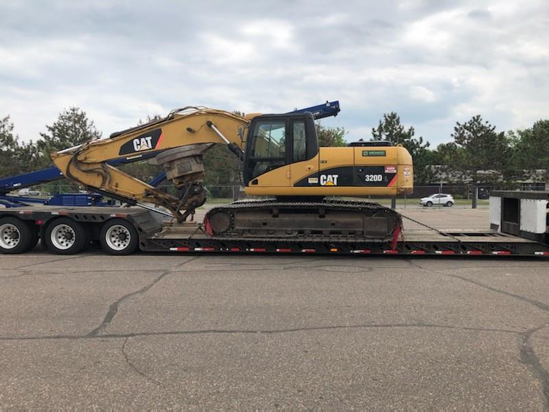 CAT 3200 Excavator