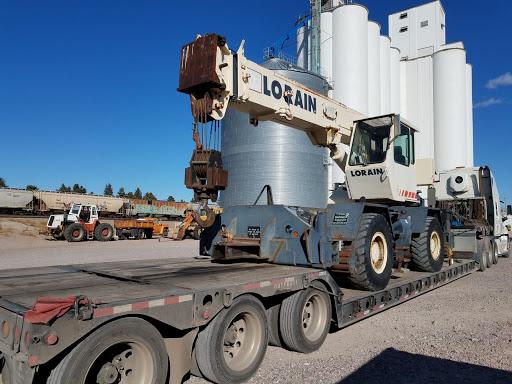 Lorain LRT 230 Wheel Crane