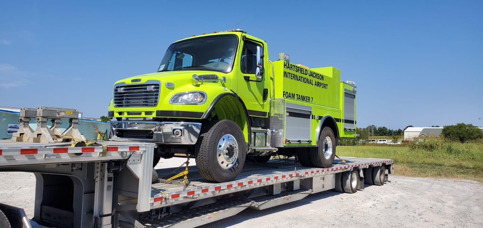 Heavy Duty Utility Truck