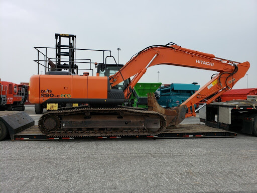 Hitachi ZX290 Excavator