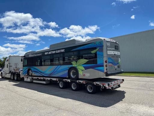 BYD K9MC Transit Bus