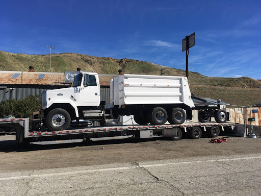 Volvo Dump Truck