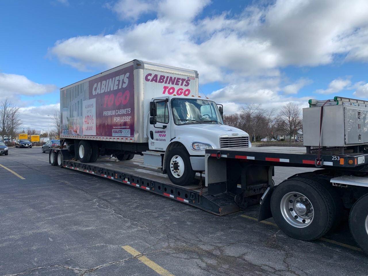 Box Truck Transport