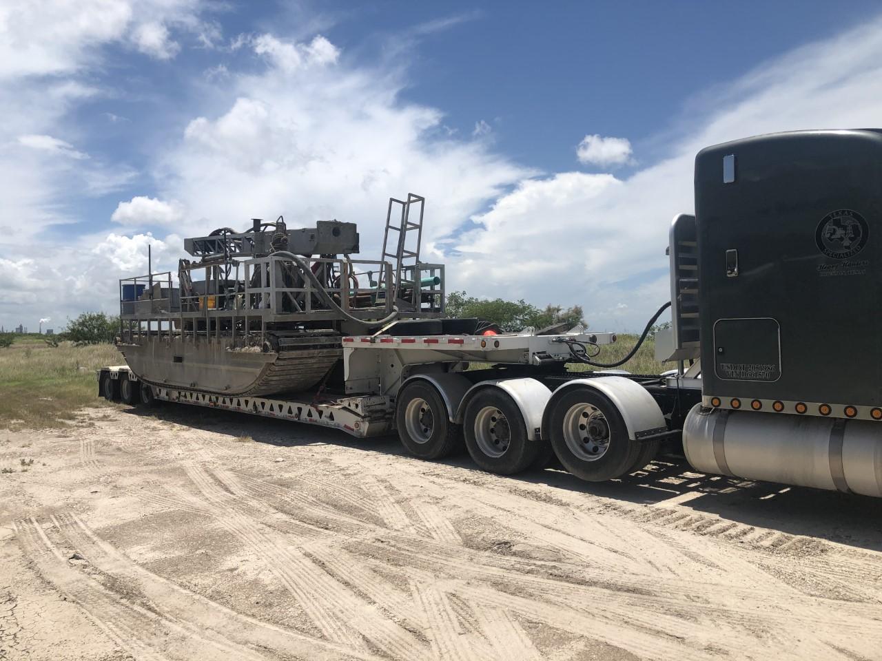 Crawler Transport