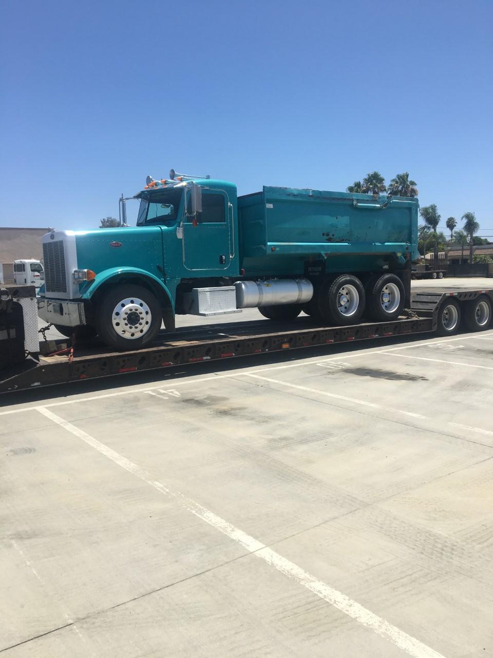 Dump Truck Transport