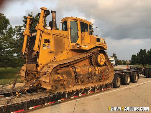 Caterpillar D9N Crawler Tractor