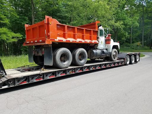 Mack Tandem Axle Dump Truck