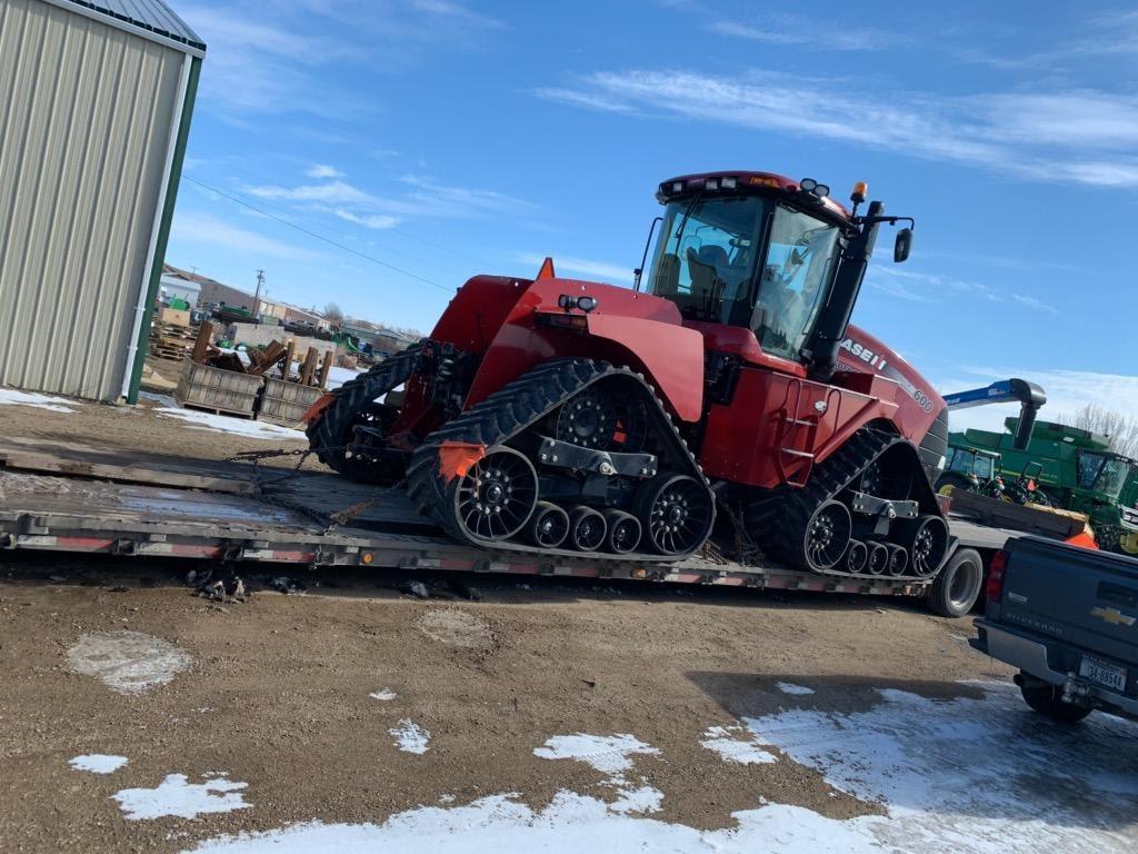 Case IH Steiger 600 Quad Tractor