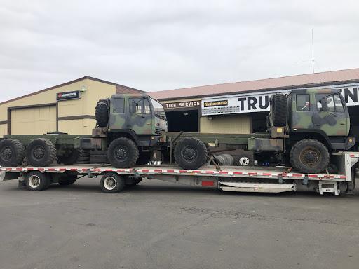 2 Military Trucks