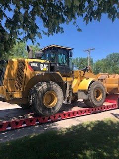 Cat 966K Wheel Loader