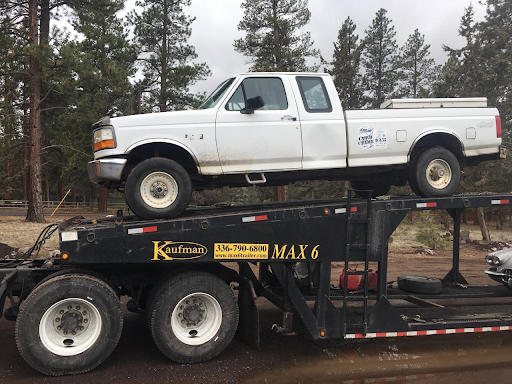 Ford F-250 2dr Long Bed