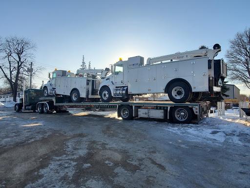 2 Stellar TMAX 2-14 Service Trucks