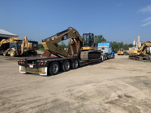Caterpillar 328 BLRC excavator