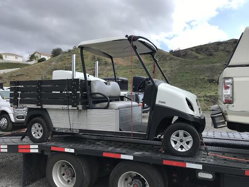 Club Utility Car