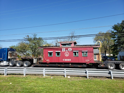 Antique Caboose