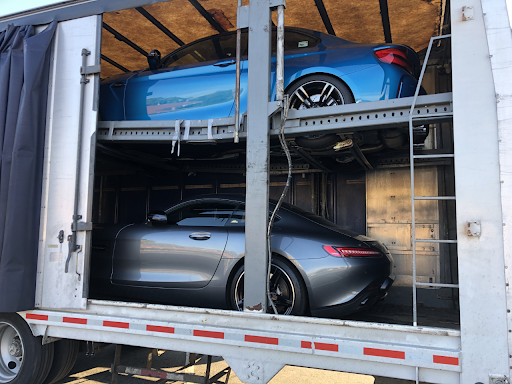 Mercedes-Benz AMG GTS Coupe