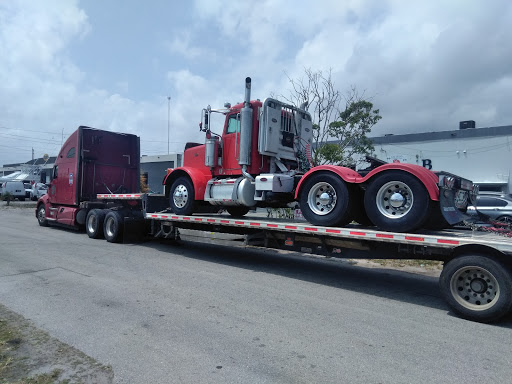 Peterbilt 379 Day Cab