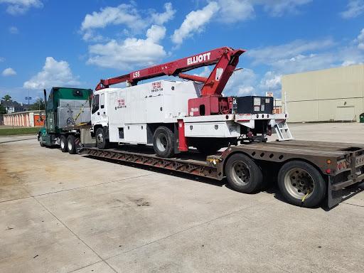 ELLIOT Boom Truck