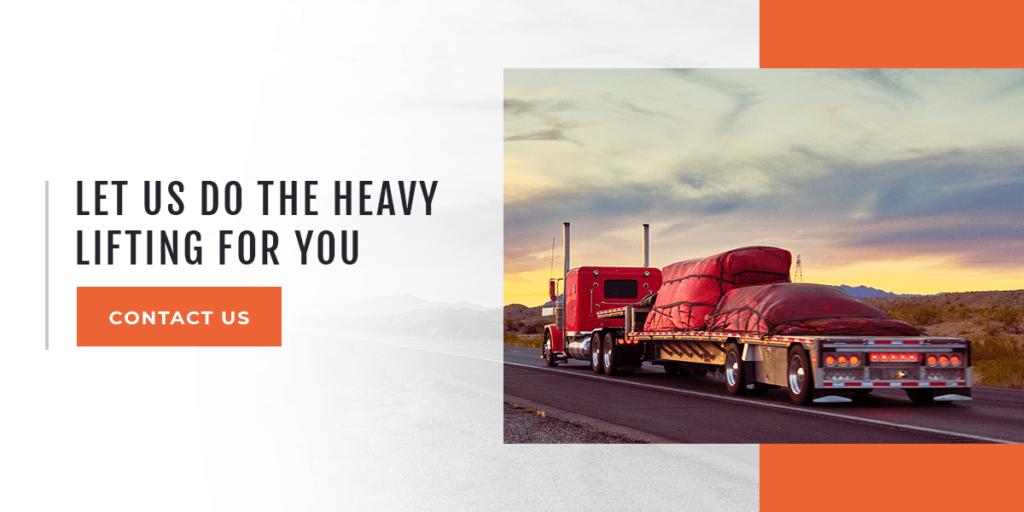 Let us do the heavy lifting for you